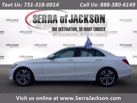 2018 Mercedes-Benz C-Class for sale at Serra Of Jackson in Jackson TN