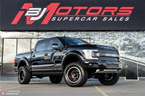 2019 Ford F-150 for sale at BJ Motors in Tomball TX