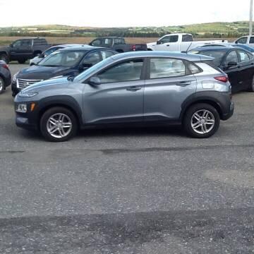 2021 Hyundai Kona for sale at Garys Sales & SVC in Caribou ME