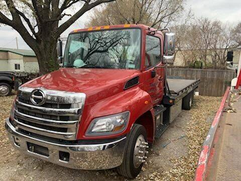 2019 Hino 258ALP for sale at Truck Source in Perry OK