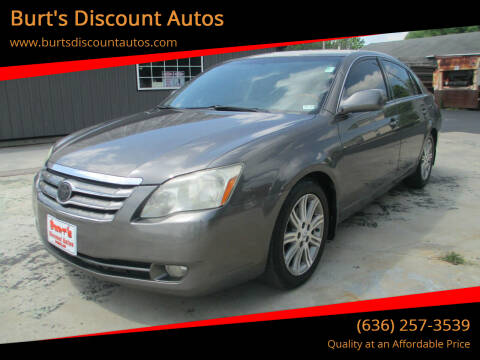 2006 Toyota Avalon for sale at Burt's Discount Autos in Pacific MO