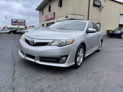2012 Toyota Camry for sale at Premium Auto Collection in Chesapeake VA