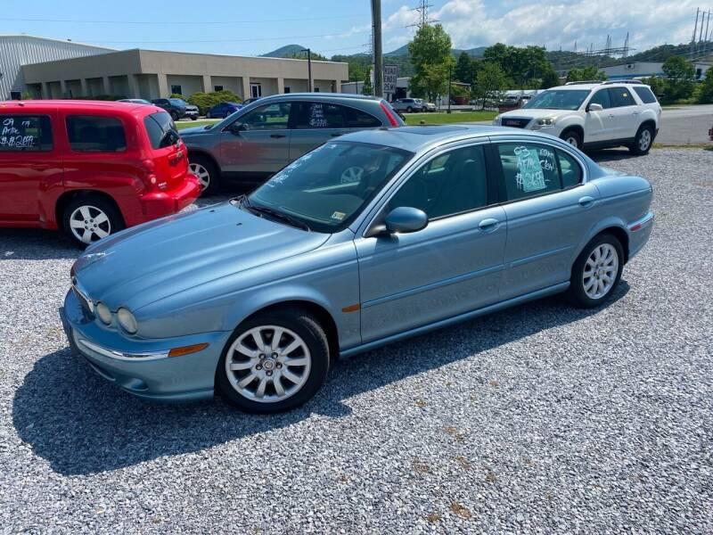 2003 Jaguar X-Type for sale at Bailey's Auto Sales in Cloverdale VA