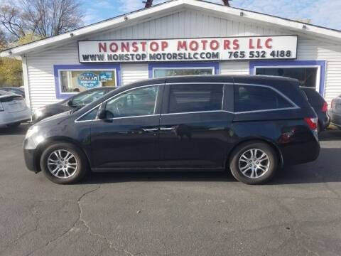 2011 Honda Odyssey for sale at Nonstop Motors in Indianapolis IN