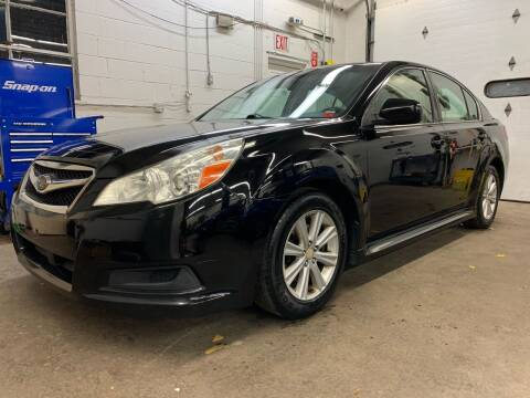 2011 Subaru Legacy for sale at Auto Warehouse in Poughkeepsie NY