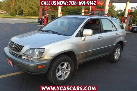 1999 Lexus RX 300 for sale at Your Choice Autos - Crestwood in Crestwood IL