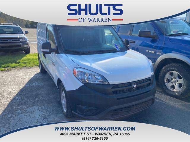 2018 RAM ProMaster City Wagon for sale in Warren, PA