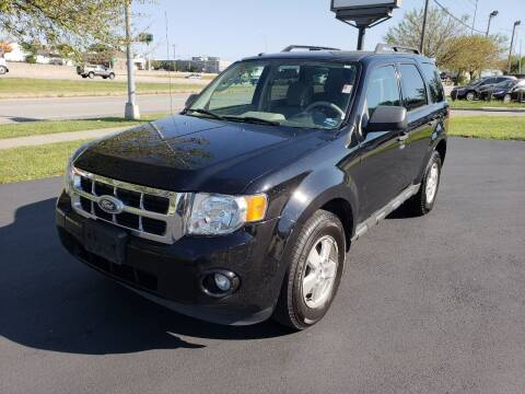 2010 Ford Escape for sale at Auto Hub in Grandview MO