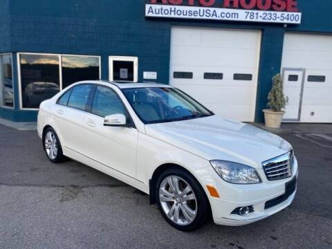 2010 Mercedes-Benz C-Class for sale at Saugus Auto Mall in Saugus MA