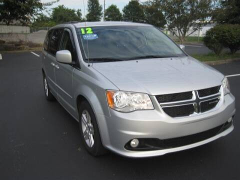 2012 Dodge Grand Caravan for sale at Reza Dabestani in Knoxville TN