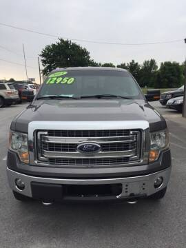 2013 Ford F-150 for sale at KEITH JORDAN'S 10 & UNDER in Lima OH