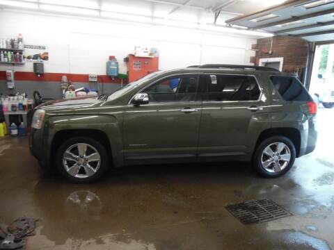 2015 GMC Terrain for sale at East Barre Auto Sales, LLC in East Barre VT