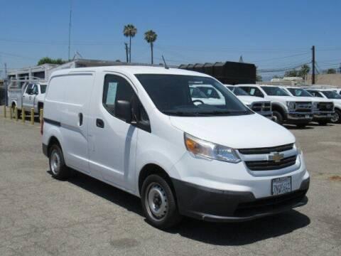 2015 Chevrolet City Express Cargo for sale at Atlantis Auto Sales in La Puente CA