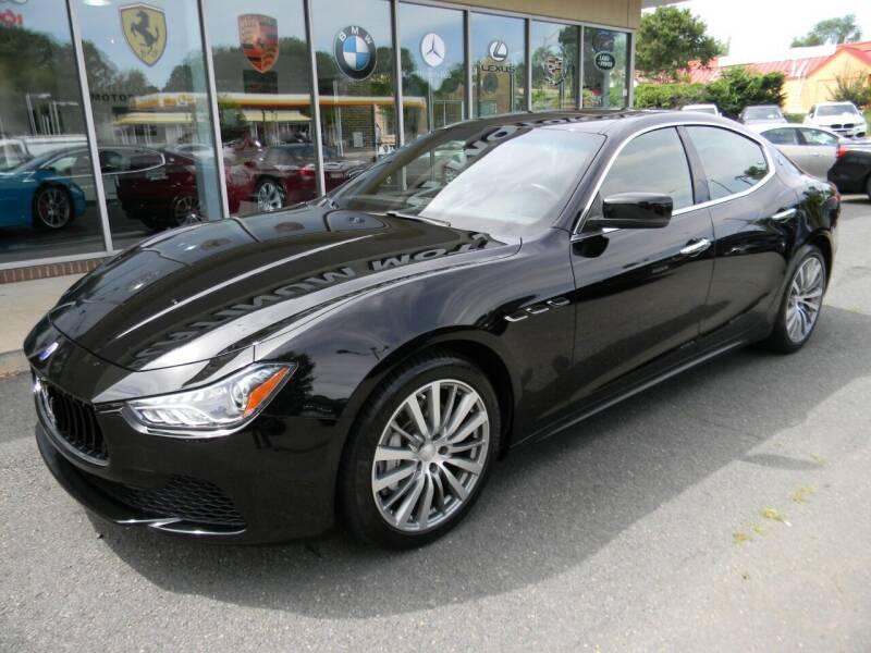 2016 Maserati Ghibli for sale at Platinum Motorcars in Warrenton VA