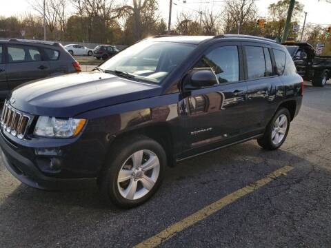 2012 Jeep Compass for sale at DALE'S AUTO INC in Mt Clemens MI