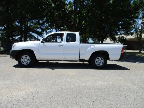 2015 Toyota Tacoma for sale at A & P Automotive in Montgomery AL