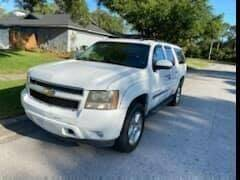 2008 Chevrolet Suburban for sale at Low Price Auto Sales LLC in Palm Harbor FL