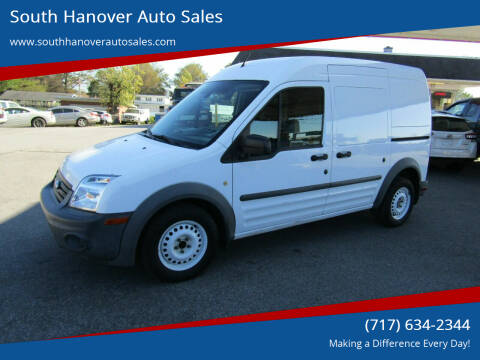 2011 Ford Transit Connect for sale at South Hanover Auto Sales in Hanover PA