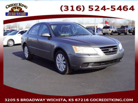 2010 Hyundai Sonata for sale at Credit King Auto Sales in Wichita KS