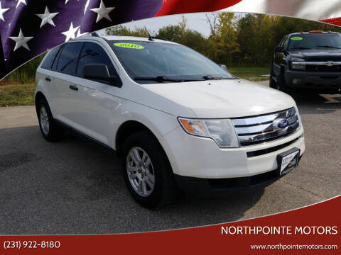 2010 Ford Edge for sale at Northpointe Motors in Kalkaska MI