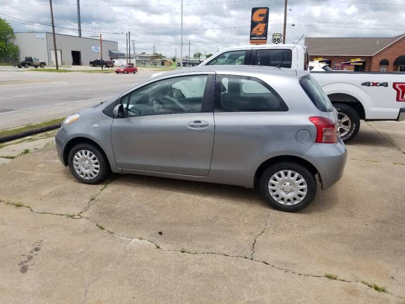 2007 Toyota Yaris for sale at C4 AUTO GROUP in Claremore OK