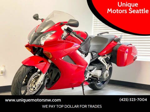 2002 Honda VFR800 for sale at Unique Motors Seattle in Bellevue WA