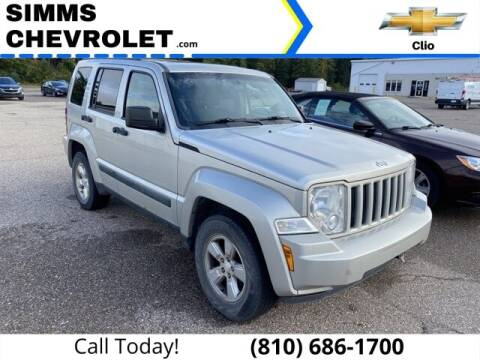 2009 Jeep Liberty for sale at Aaron Adams @ Simms Chevrolet in Clio MI