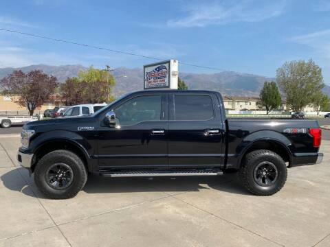 2019 Ford F-150 for sale at Haacke Motors in Layton UT