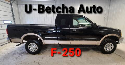 1998 Ford F-250 for sale at Ubetcha Auto in St. Paul NE