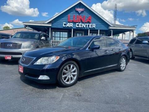 2008 Lexus LS 460 for sale at LUNA CAR CENTER in San Antonio TX