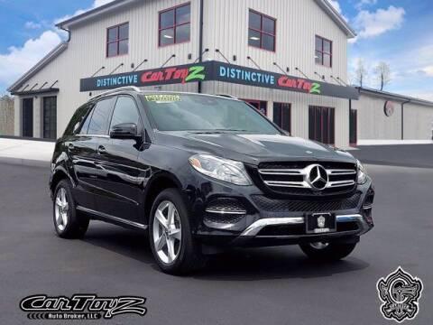 2018 Mercedes-Benz GLE for sale at Distinctive Car Toyz in Pleasantville NJ