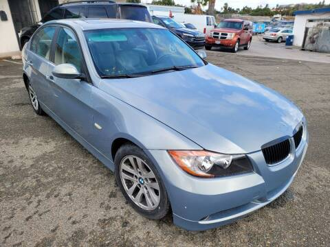 2006 BMW 3 Series for sale at Gold Coast Motors in Lemon Grove CA