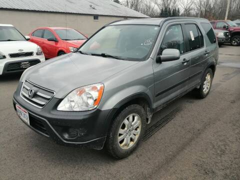 2005 Honda CR-V for sale at KRIS RADIO QUALITY KARS INC in Mansfield OH