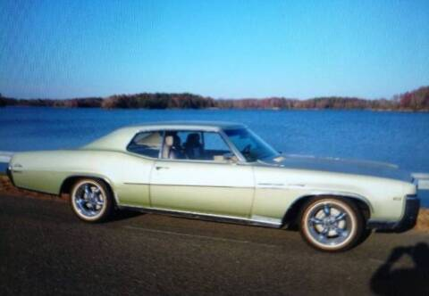 1969 Buick LeSabre for sale at Classic Car Deals in Cadillac MI