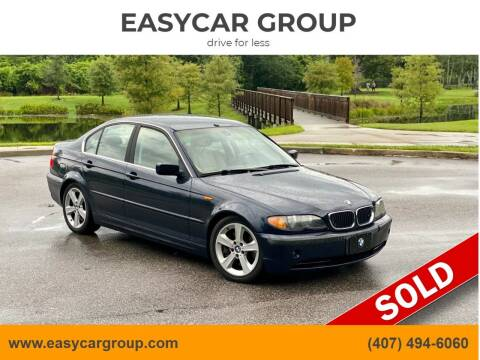 2004 BMW 3 Series for sale at EASYCAR GROUP in Orlando FL