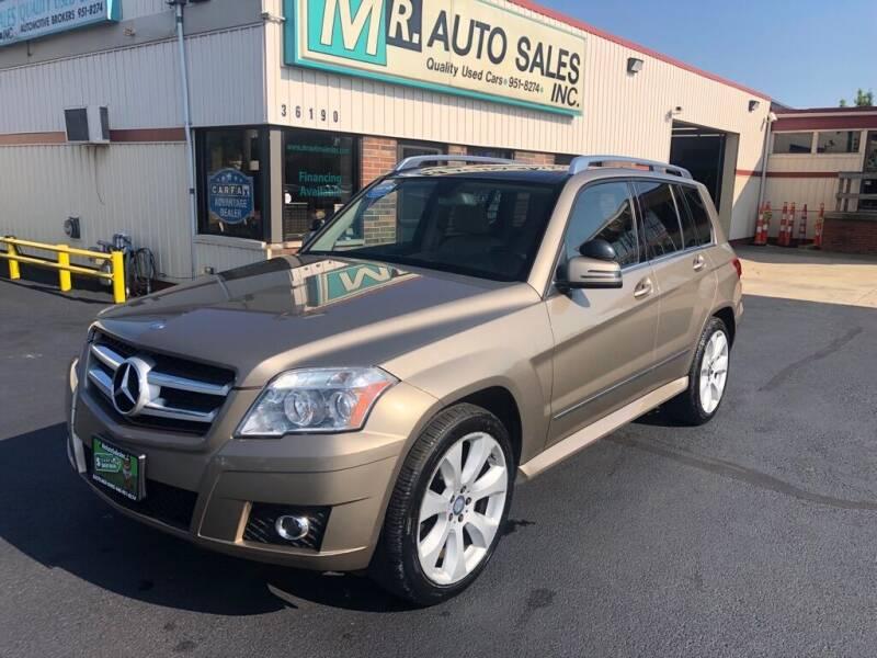 2010 Mercedes-Benz GLK for sale in Eastlake, OH