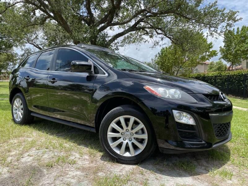 2011 Mazda CX-7 for sale in Wilton Manors, FL