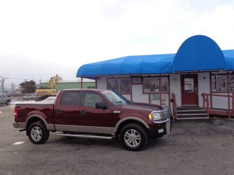 2005 Ford F-150 for sale at Jim's Cars by Priced-Rite Auto Sales in Missoula MT