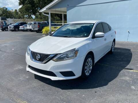 2016 Nissan Sentra for sale at Royal Auto Mart in Tampa FL