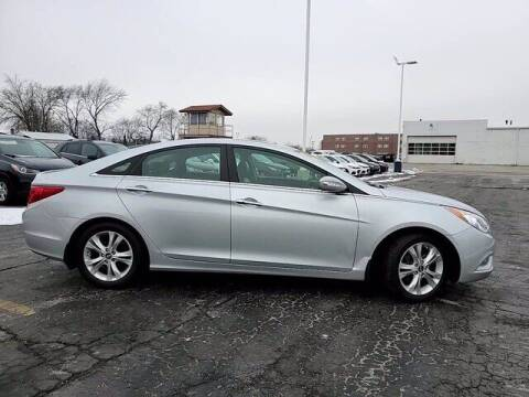 2013 Hyundai Sonata for sale at Hawk Chevrolet of Bridgeview in Bridgeview IL