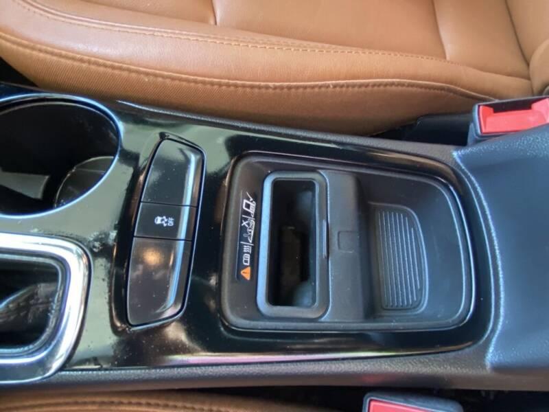 2017 Chevrolet Cruze Premier Auto 4dr Sedan - Davie FL