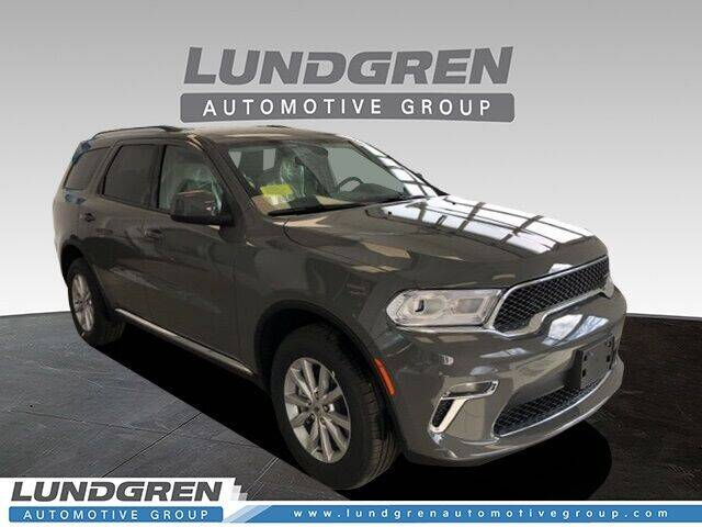 2021 Dodge Durango for sale in Greenfield, MA
