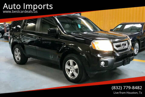 2009 Honda Pilot for sale at Auto Imports in Houston TX
