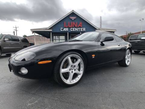 2004 Jaguar XKR for sale at LUNA CAR CENTER in San Antonio TX