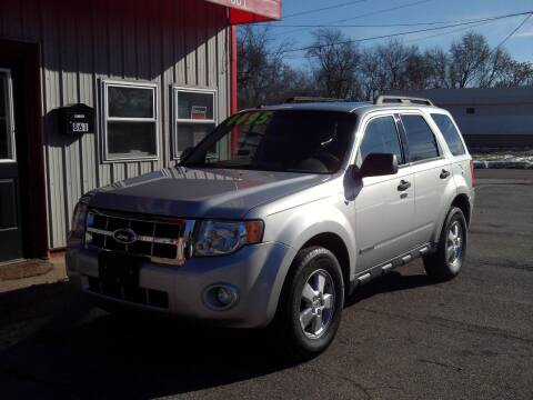 2008 Ford Escape for sale at Midwest Auto & Truck 2 LLC in Mansfield OH