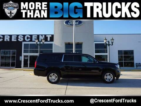 2019 Chevrolet Suburban for sale at Crescent Ford in Harahan LA