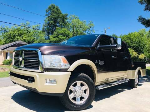 2011 RAM Ram Pickup 3500 for sale at Cobb Luxury Cars in Marietta GA