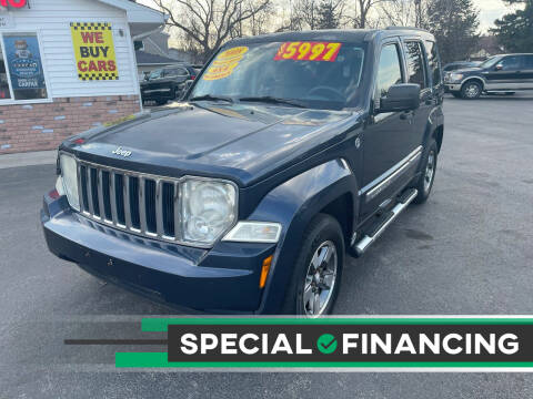 2008 Jeep Liberty for sale at Excel Auto Sales LLC in Kawkawlin MI