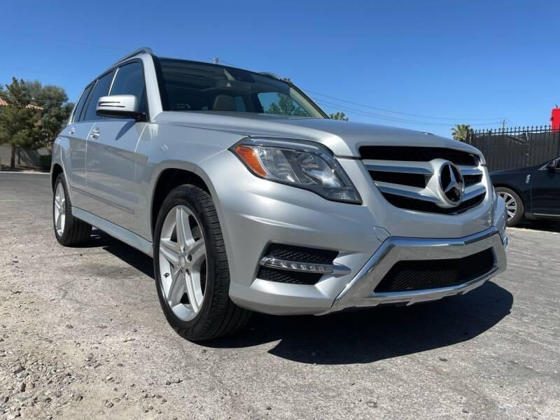 2013 Mercedes-Benz GLK for sale at Boktor Motors in Las Vegas NV