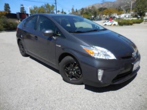 2013 Toyota Prius for sale at ARAX AUTO SALES in Tujunga CA